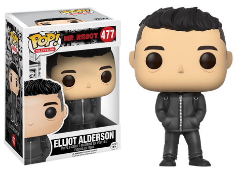 Mr. Robot Funko Pop! Elliot Alderson