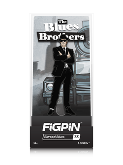 The Blues Brothers FiGPiN Elwood Blues Collector Case #73