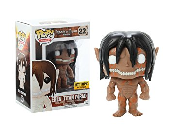Attack on Titan Funko Pop! Eren (Titan Form)