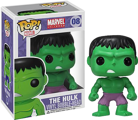 Marvel Funko Pop! The Hulk