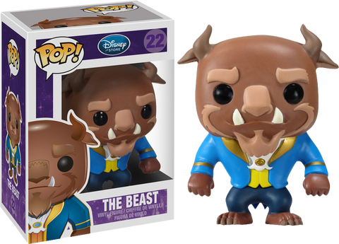 Beauty and the Beast Funko Pop! The Beast #22