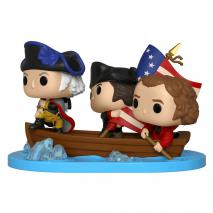 American History Funko Pop! Moment George Washington Crossing the Delaware (Pre-Order)