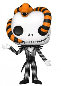 Nightmare Before Christmas Funko Pop! Jack Skellington (Snake Head) (Pre-Order)