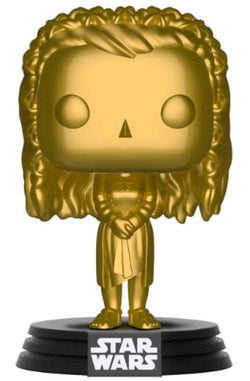 Star Wars Funko Pop! Princess Leia (Gold Metallic) (Pre-Order)
