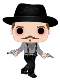 Tombstone Funko Pop! Doc Holliday (Dual Wielding) (Pre-Order)