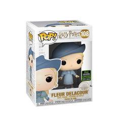Harry Potter Funko Pop! Fleur Delacour (Beauxbaton Blue) (Shared Sticker) (Pre-Order)