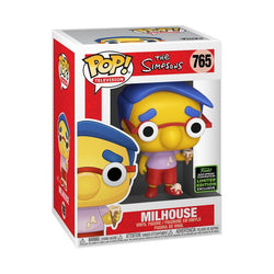 The Simpsons Funko Pop! Milhouse (Shared Sticker) #765 (Pre-Order)
