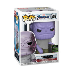 Avengers: Endgame Funko Pop! Thanos (Cutoff Detachable Arm) (Shared Sticker) #592 (Pre-Order)