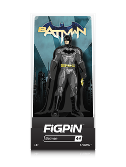 DC Justice League FiGPiN Batman Collector Case #44