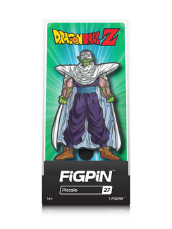 Dragon Ball Z FiGPiN Piccolo Collector Case #27