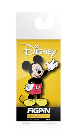 Disney FiGPiN Mini Mickey Mouse #M14