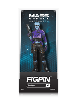 Mass Effect FiGPiN Peebee Collector Case #4