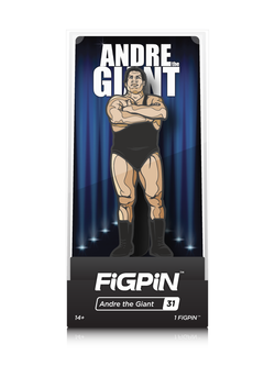 WWE FiGPiN Andre the Giant Collector Case #31