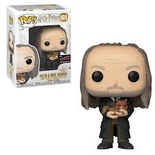 Harry Potter Funko Pop! Filch (with Ms. Norris) (Shared Sticker) #101
