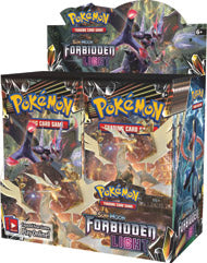 Pokemon Sun & Moon - Forbidden Light - Booster Box (36 Packs)