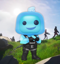Fortnite Funko Pop! Rippley (2020 Shared Sticker) #602 (Pre-Order)