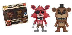 Five Nights at Freddy's Funko Pop! Foxy the Pirate with Freddy (2-Pack)