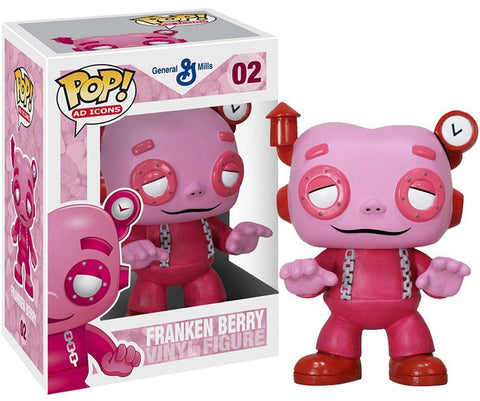 Ad Icons Funko Pop! Franken Berry #02