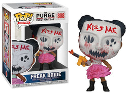 The Purge Funko Pop! Freakbride #808