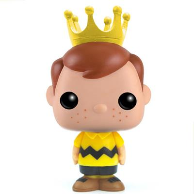 Freddy Funko Pop! Charlie Brown #SE