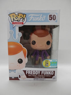Freddy Funko Pop! Willy Wonka #50