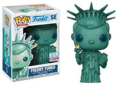 Freddy Funko Pop! Statue of Liberty #SE