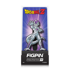 Dragon Ball Z FiGPiN Frieza (Final Form) Collector Case #23