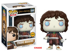 Lord of the Rings Funko Pop! Frodo Baggins CHASE #444