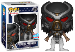 The Predator Funko Pop! Fugitive Predator (Phasing) (Shared Sticker)