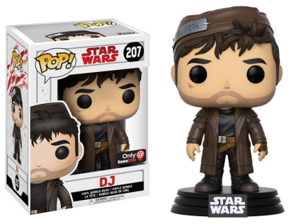 Star Wars Funko Pop! DJ #207