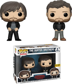 Stranger Things Funko Pop! The Duffer Brothers (2-Pack)