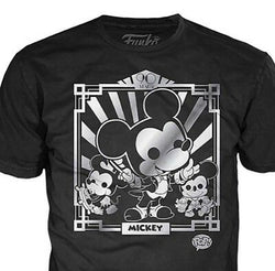 Funko Apparel Tee 90 Years Mickey Mouse