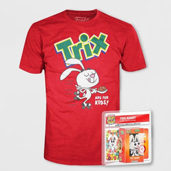 Funko Apparel Kids Tee Trix Rabbit