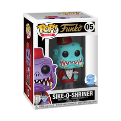 Funko Mascot Funko Pop! Sike-O-Shriner (Light Blue) #05