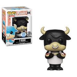 Funko Mascot Funko Pop! T-Bone (Black) #04