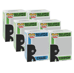 CHASE and 5 Different Commons Funko Pop! Mystery Box