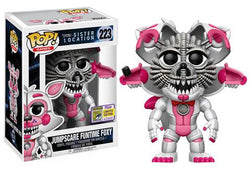 Sister Location Funko Pop! Jumpscare Funtime Foxy (Convention Sticker) #223