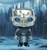 Game of Thrones Funko Pop! Night King (Metallic) #44