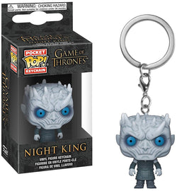 Game of Thrones Funko Pocket Pop! Keychain Night King