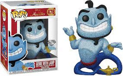 Aladdin Funko Pop! Genie with Lamp (Diamond) #476