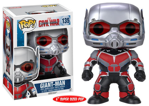 Captain America: Civil War Funko Pop! Giant-Man