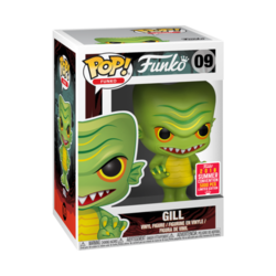 Funko Mascot Funko Pop! Gill (Shared Sticker) #09