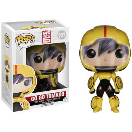 Big Hero 6 Funko Pop! Go Go Tomago