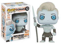Conan O'Brien Funko Pop! White Walker Conan #12