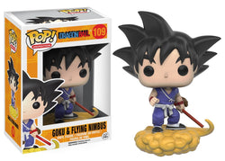 Dragon Ball Funko Pop! Goku & Flying Nimbus