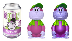 Hanna-Barbera Funko Vinyl SODA Grape Ape (Chance of Chase)