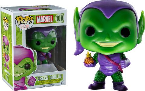 Marvel Funko Pop! Green Goblin #109