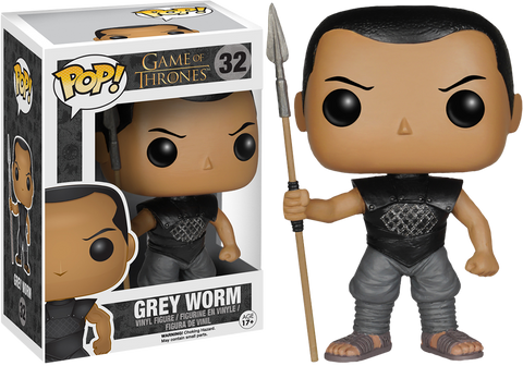 Game of Thrones Funko Pop! Grey Worm #32