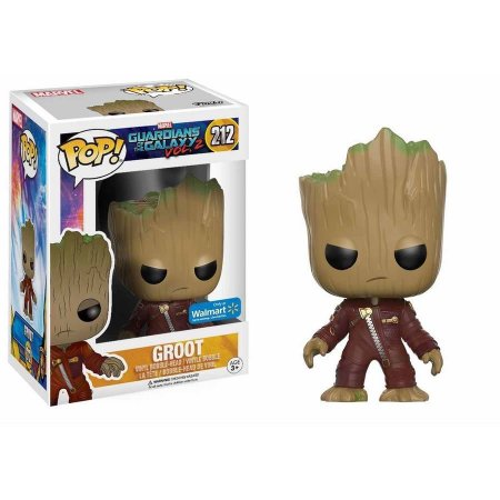 Guardians of the Galaxy Vol. 2 Funko Pop! Groot (Angry) #212