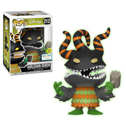 Nightmare Before Christmas Funko Pop! Harlequin Demon (GITD) #212